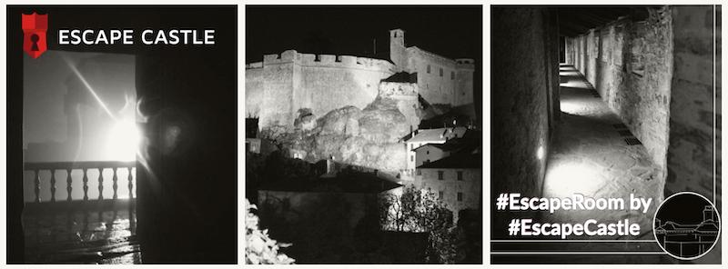 giochi escape room ed escape castle al castello di bardi